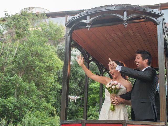 El matrimonio de Franco y Beatriz en San José de Maipo, Cordillera 55
