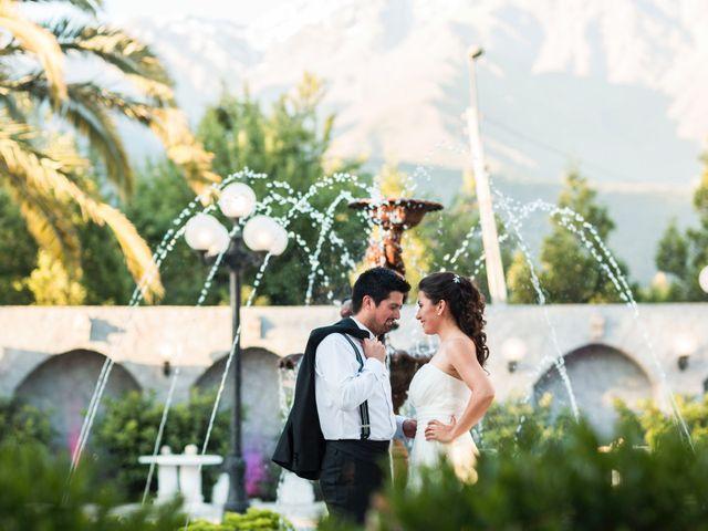 El matrimonio de Franco y Beatriz en San José de Maipo, Cordillera 58
