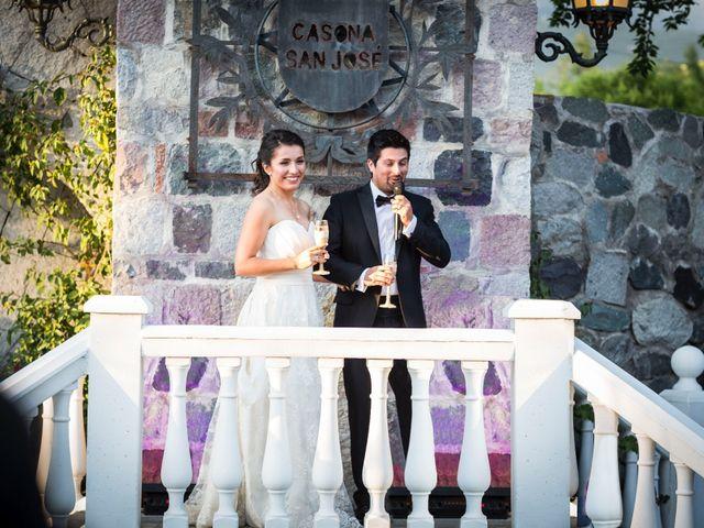 El matrimonio de Franco y Beatriz en San José de Maipo, Cordillera 61