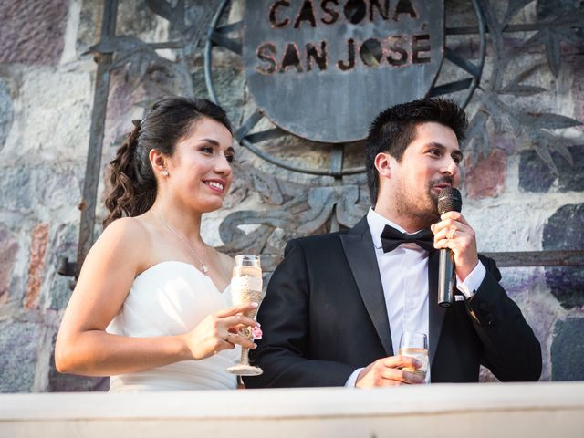 El matrimonio de Franco y Beatriz en San José de Maipo, Cordillera 63