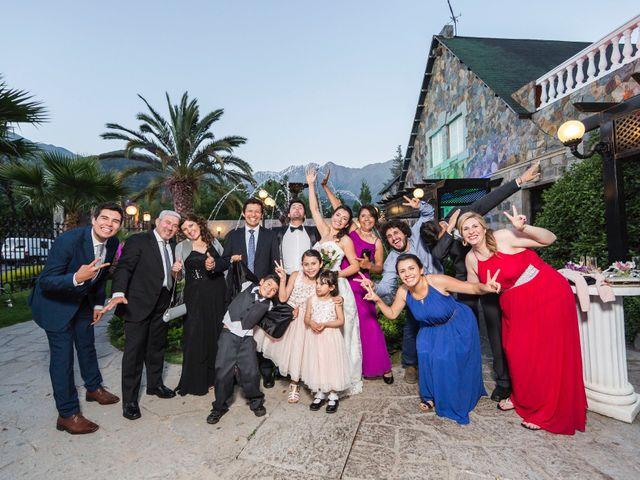 El matrimonio de Franco y Beatriz en San José de Maipo, Cordillera 83