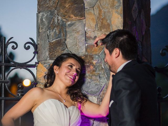 El matrimonio de Franco y Beatriz en San José de Maipo, Cordillera 85