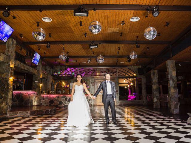 El matrimonio de Franco y Beatriz en San José de Maipo, Cordillera 90