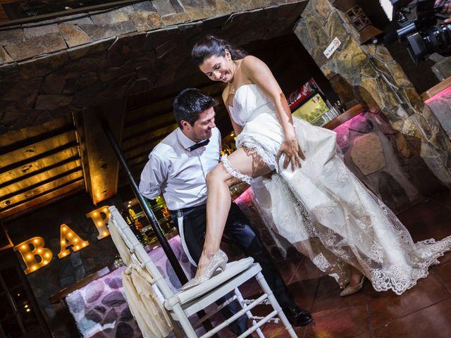 El matrimonio de Franco y Beatriz en San José de Maipo, Cordillera 122