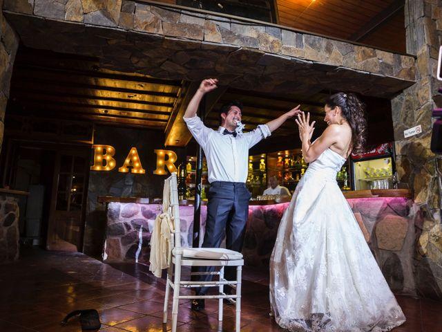 El matrimonio de Franco y Beatriz en San José de Maipo, Cordillera 124