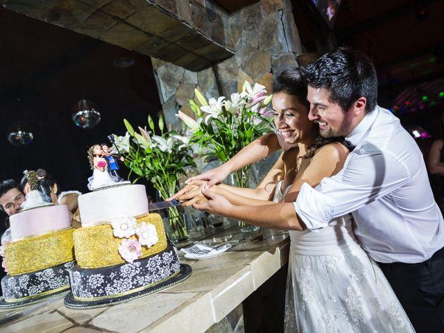 El matrimonio de Franco y Beatriz en San José de Maipo, Cordillera 127