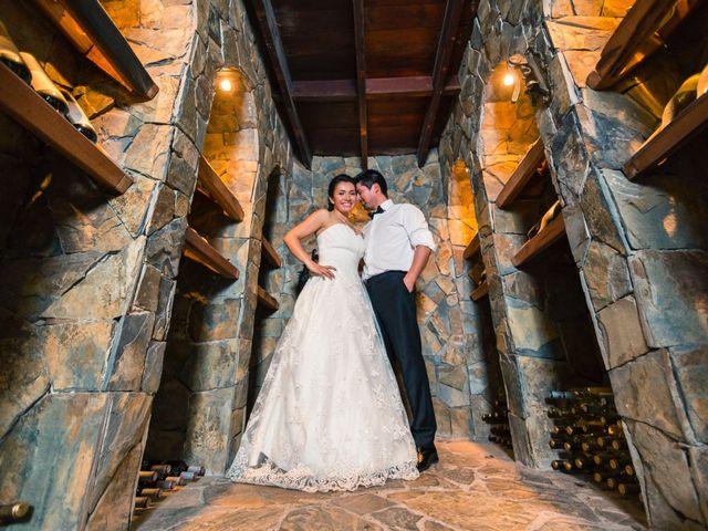 El matrimonio de Franco y Beatriz en San José de Maipo, Cordillera 128
