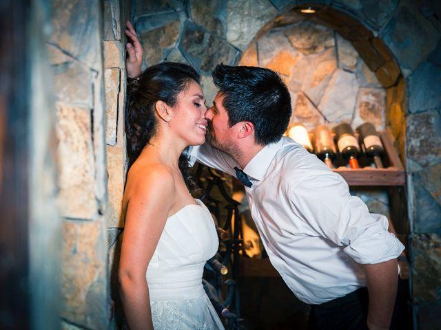 El matrimonio de Franco y Beatriz en San José de Maipo, Cordillera 129