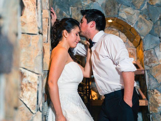 El matrimonio de Franco y Beatriz en San José de Maipo, Cordillera 130