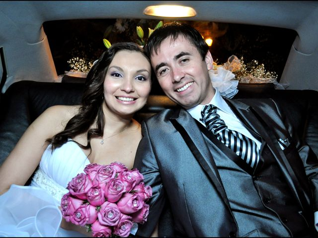El matrimonio de Daniella y Felipe