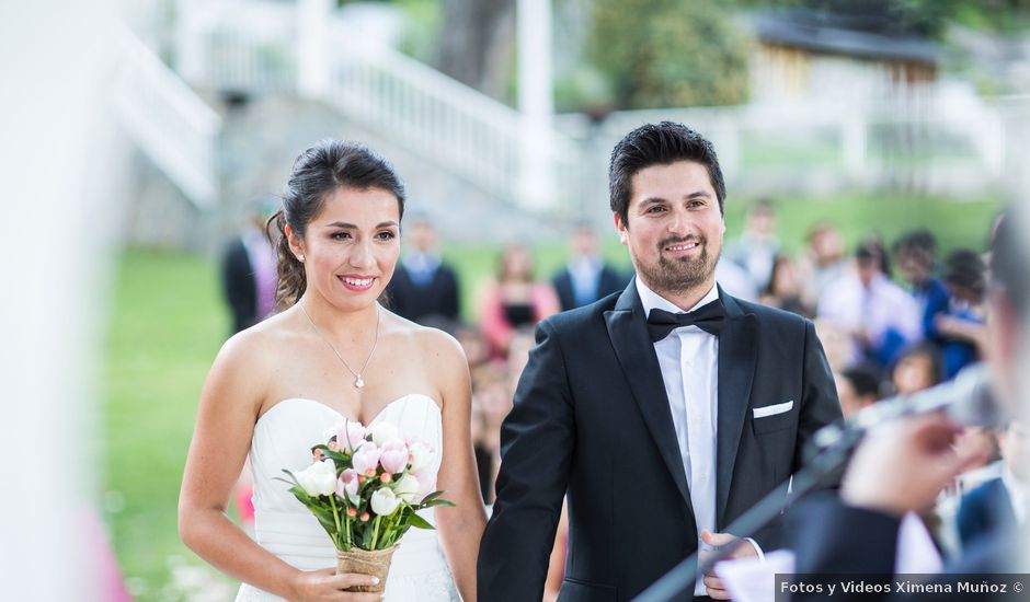 El matrimonio de Franco y Beatriz en San José de Maipo, Cordillera