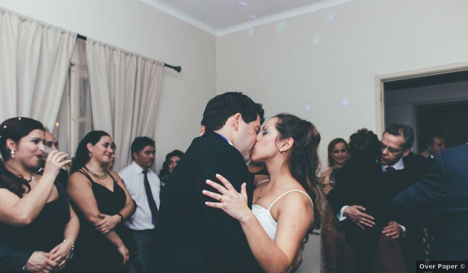 El matrimonio de Claudio y Tamara en Ñuñoa, Santiago