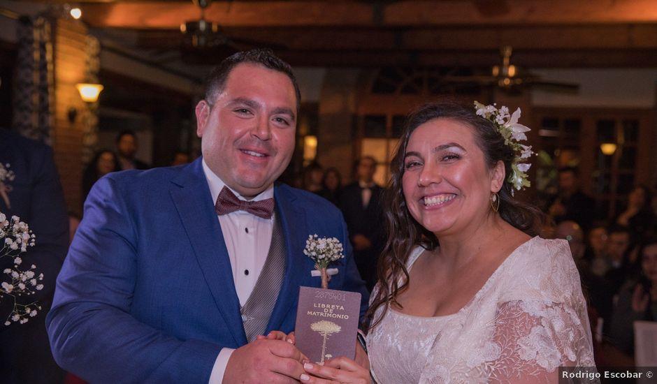 El matrimonio de Fernando y Yenifer en Rancagua, Cachapoal