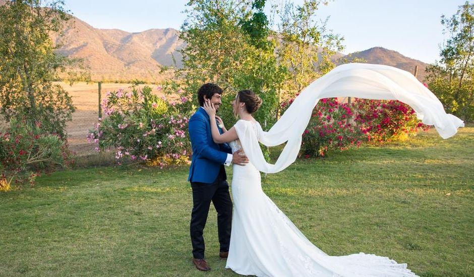 El matrimonio de Felipe  y María José  en Machalí, Cachapoal