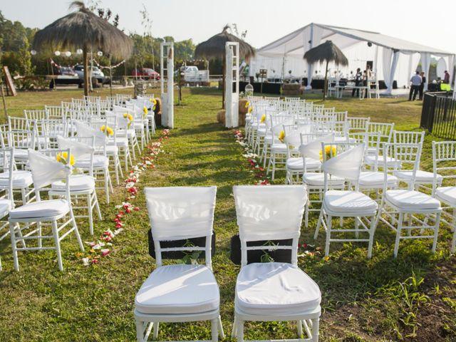 El matrimonio de Pablo y Natalia en Graneros, Cachapoal 3