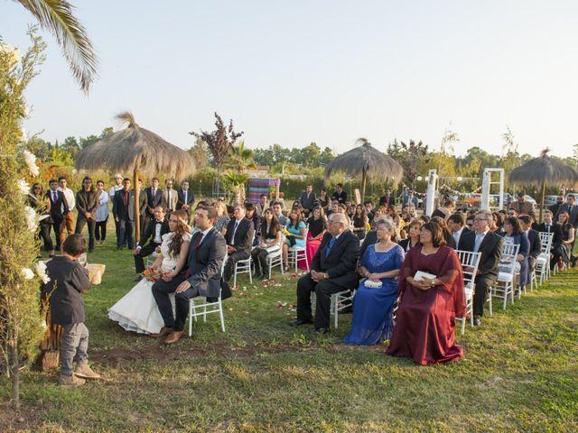 El matrimonio de Pablo y Natalia en Graneros, Cachapoal 11