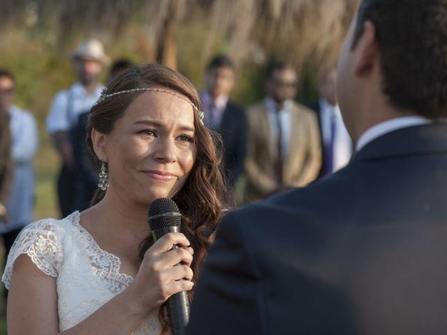 El matrimonio de Pablo y Natalia en Graneros, Cachapoal 12