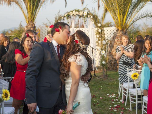 El matrimonio de Pablo y Natalia en Graneros, Cachapoal 17