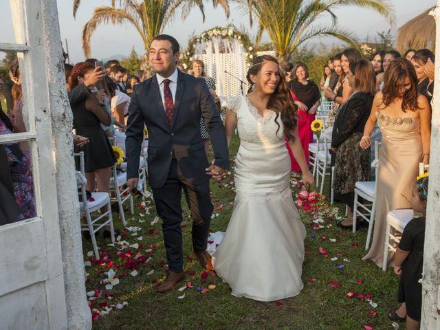 El matrimonio de Pablo y Natalia en Graneros, Cachapoal 18