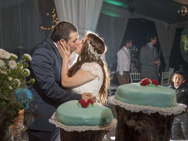 El matrimonio de Pablo y Natalia en Graneros, Cachapoal 30