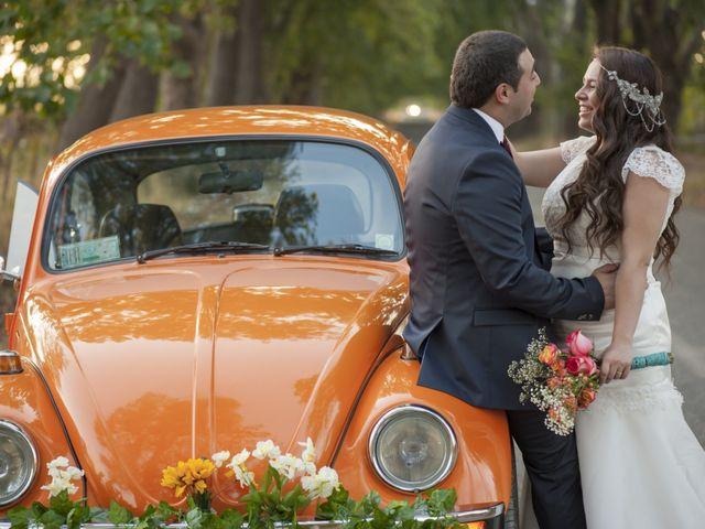 El matrimonio de Pablo y Natalia en Graneros, Cachapoal 42
