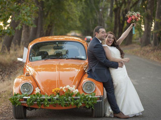El matrimonio de Pablo y Natalia en Graneros, Cachapoal 43