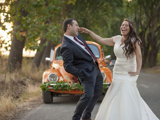 El matrimonio de Pablo y Natalia en Graneros, Cachapoal 46
