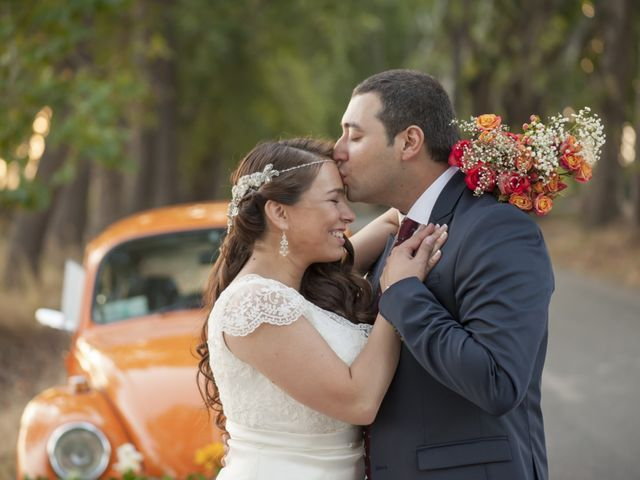 El matrimonio de Pablo y Natalia en Graneros, Cachapoal 47