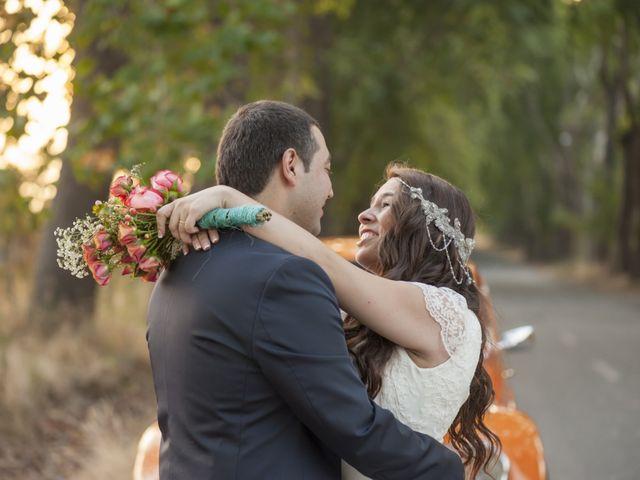 El matrimonio de Pablo y Natalia en Graneros, Cachapoal 1