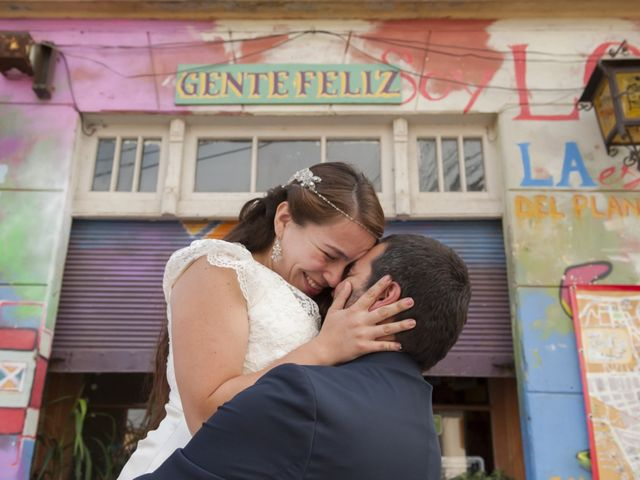 El matrimonio de Pablo y Natalia en Graneros, Cachapoal 51