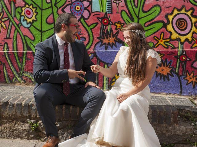 El matrimonio de Pablo y Natalia en Graneros, Cachapoal 53