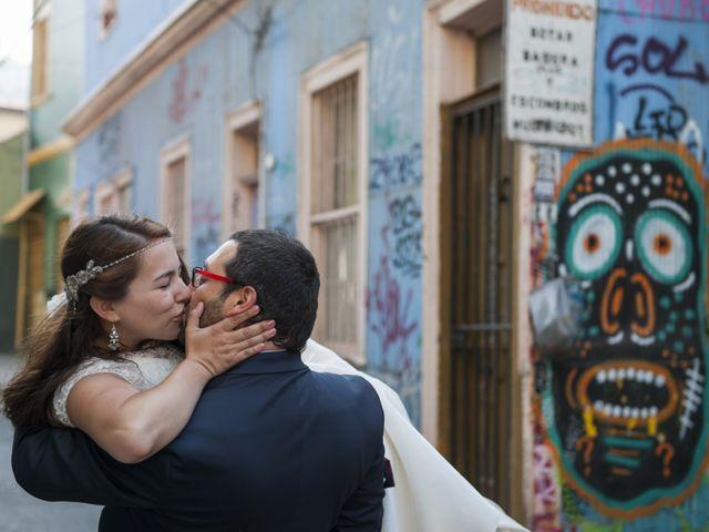 El matrimonio de Pablo y Natalia en Graneros, Cachapoal 57