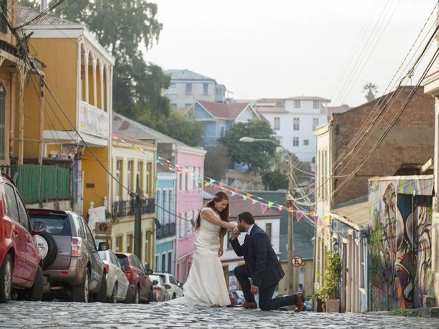 El matrimonio de Pablo y Natalia en Graneros, Cachapoal 59