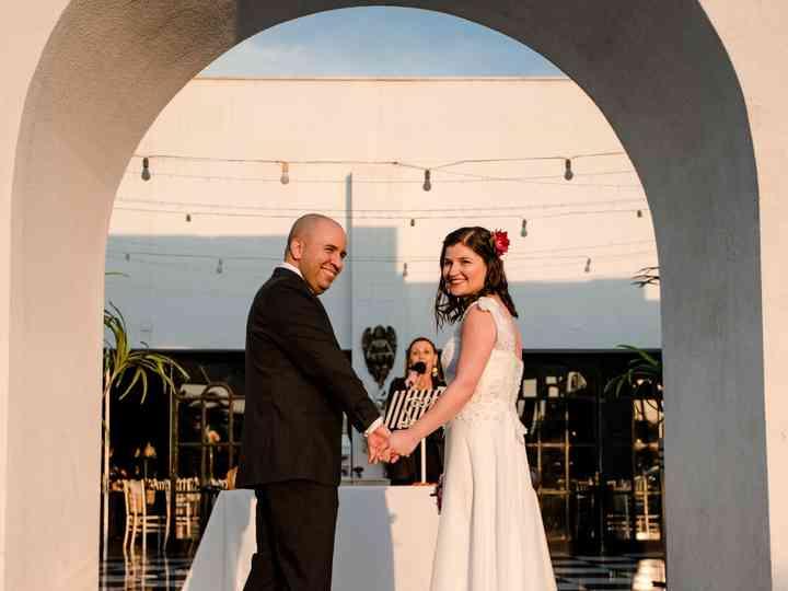 El matrimonio de Carla y Claudio