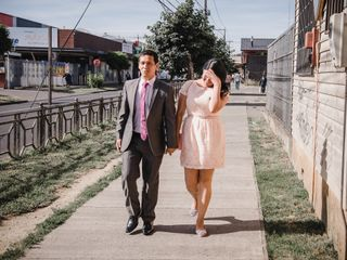 El matrimonio de Rocío y Alejandro 1
