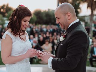 El matrimonio de Carla y Claudio 3