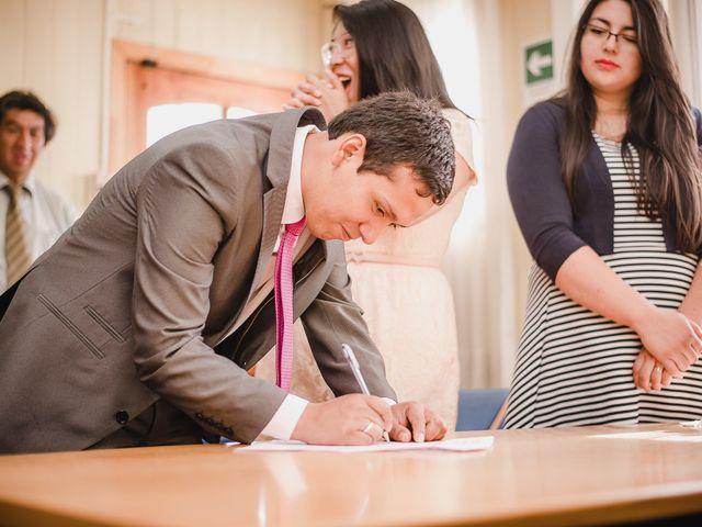 El matrimonio de Alejandro y Rocío en Puyehue, Osorno 4