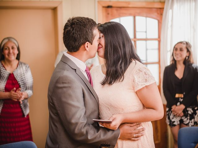 El matrimonio de Alejandro y Rocío en Puyehue, Osorno 6
