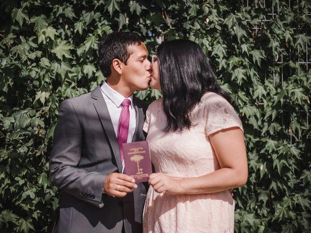 El matrimonio de Alejandro y Rocío en Puyehue, Osorno 1