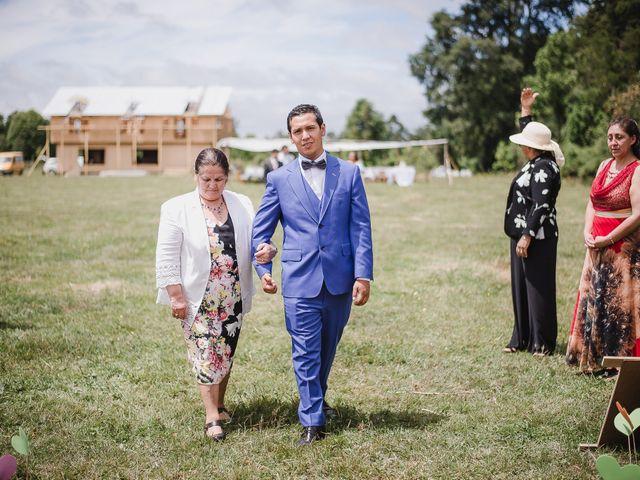 El matrimonio de Alejandro y Rocío en Puyehue, Osorno 16