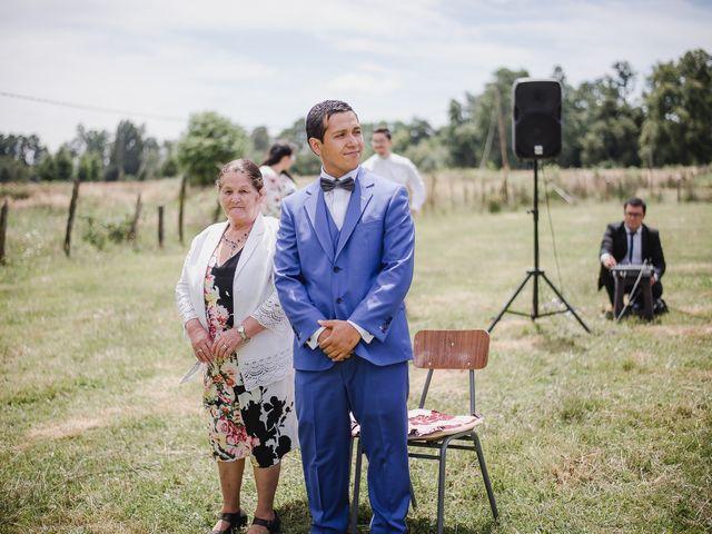 El matrimonio de Alejandro y Rocío en Puyehue, Osorno 17