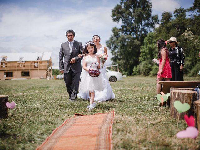 El matrimonio de Alejandro y Rocío en Puyehue, Osorno 19