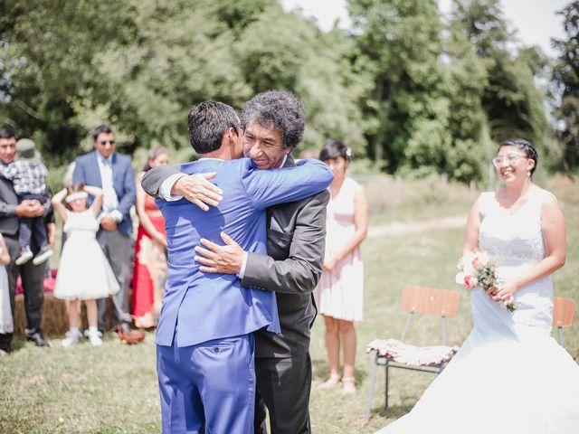 El matrimonio de Alejandro y Rocío en Puyehue, Osorno 22