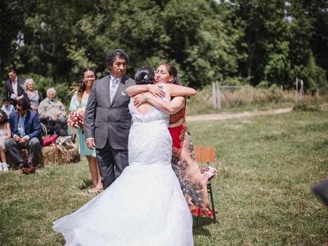 El matrimonio de Alejandro y Rocío en Puyehue, Osorno 24