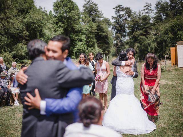 El matrimonio de Alejandro y Rocío en Puyehue, Osorno 26
