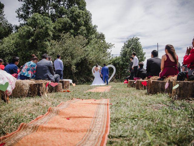 El matrimonio de Alejandro y Rocío en Puyehue, Osorno 27