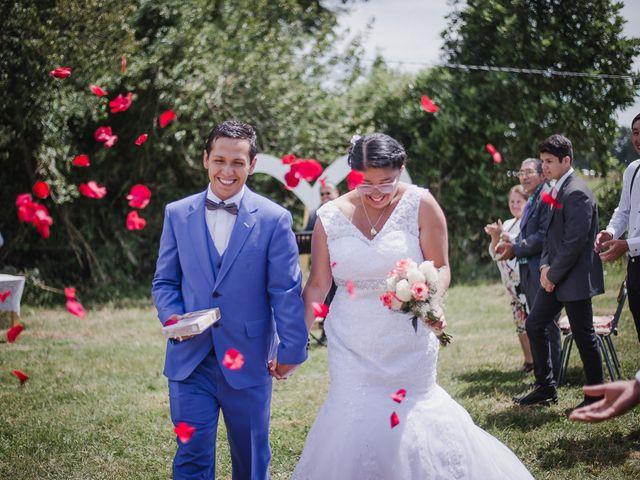El matrimonio de Alejandro y Rocío en Puyehue, Osorno 32