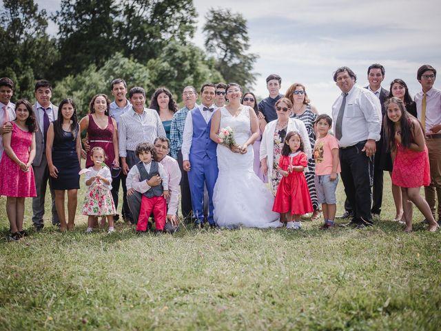 El matrimonio de Alejandro y Rocío en Puyehue, Osorno 34