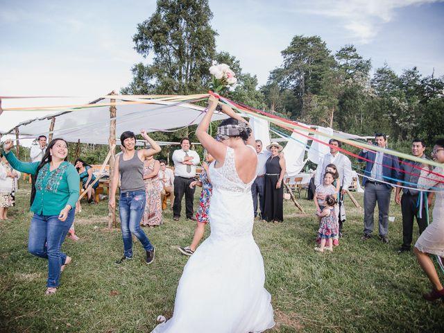 El matrimonio de Alejandro y Rocío en Puyehue, Osorno 50