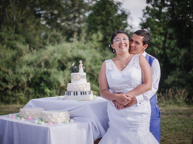 El matrimonio de Rocío y Alejandro